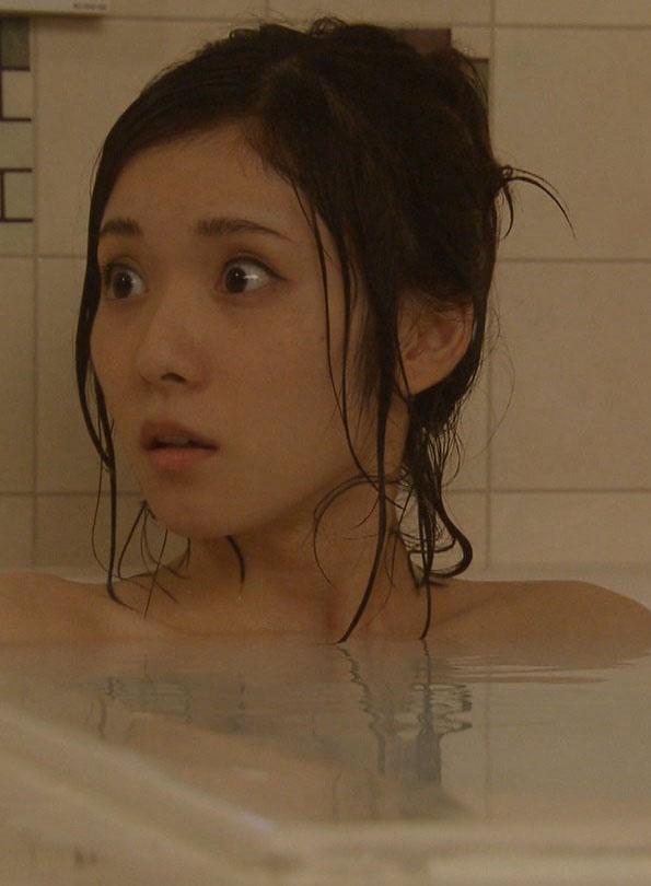 松岡茉優(22)純粋女優の入浴シーンがなかなかヌけるwwww(えろ写真)