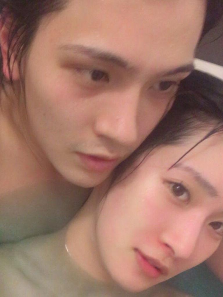 橋本楓(21)元アイドリングの小娘のラブラブ入浴写メが流出wwww(えろ写真)