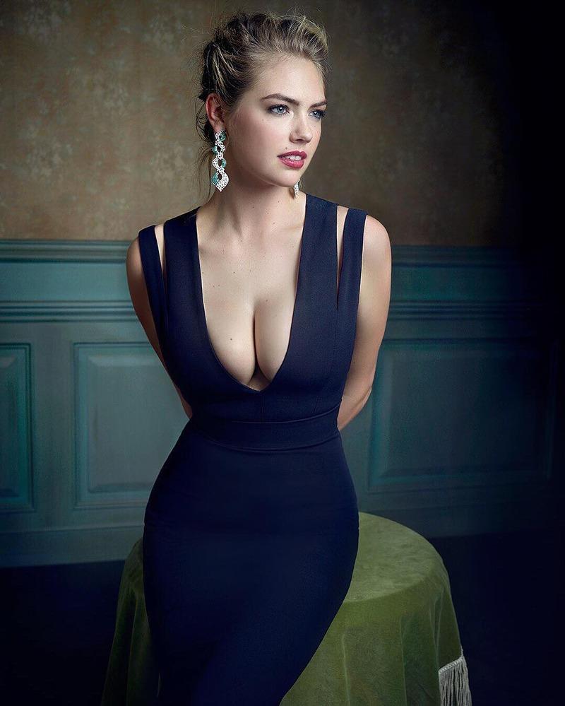 ケイト・アプトン(25)セクハラ告白した美人モデルがクッソエロいww【エロ画像】