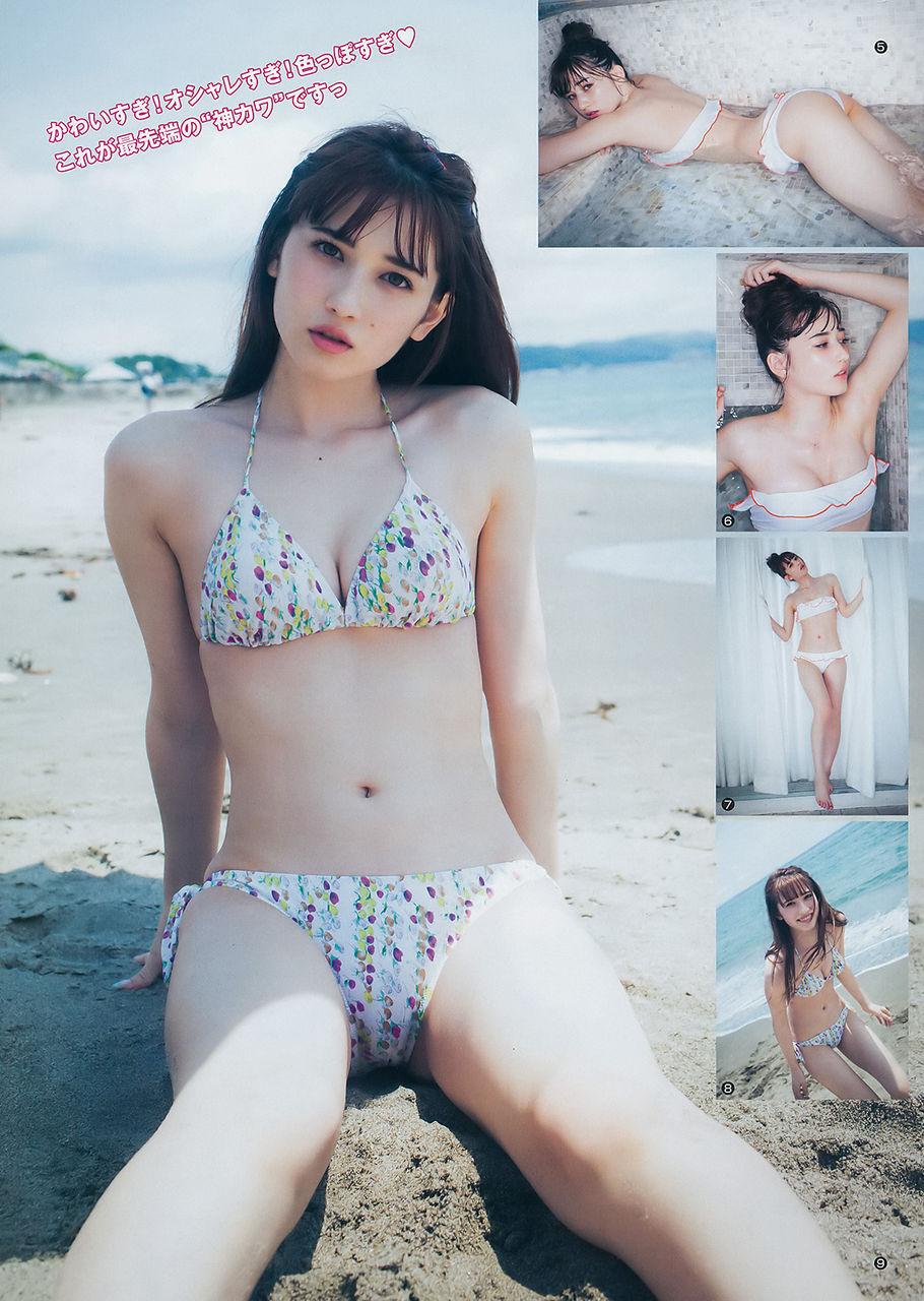 ゆまちょすことジャスミンゆま(19)ハーフ美女の最新グラビアが抜けるww【エロ画像】