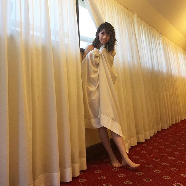 乃木坂・西野七瀬(22)インスタにうpされた写真が裸カーテンみたいでクッソえろいんだがwwww(えろ写真)