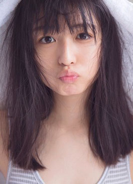 長濱ねる(19)のほぼすっぴんタンクトップカットが抜ける!!【エロ画像】