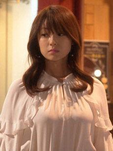 深田恭子(36)の新ドラマのムッチリ着衣巨乳がけしからんww【エロ画像】