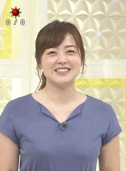 水卜麻美アナ(31)の着衣スイカップが相変わらずデカくてえろい☆☆【エロ画像】