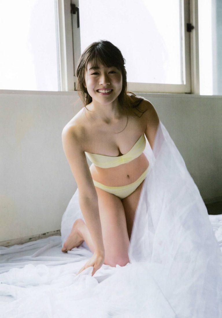NGT48加藤美南(19)大人っぽい水着グラビアが抜けるww【エロ画像】 表紙