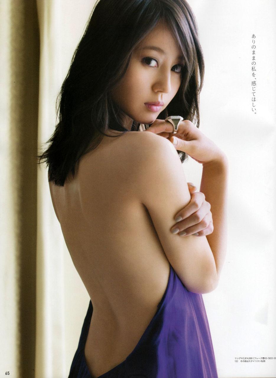 《悲報》堀北真希(27)まさかの可憐派から茶ヘアへ。結婚孕んだで路線変更か!!!!!!ワイは美しいな頃のが好き。《エロ画像》