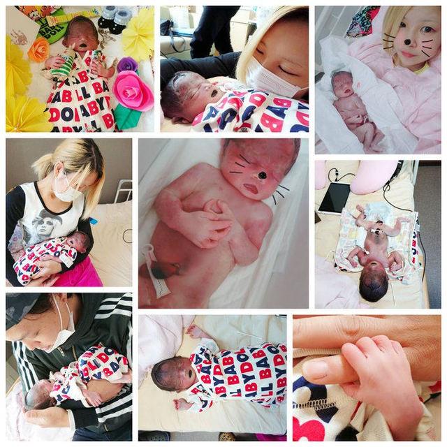 写真 死産 赤ちゃん