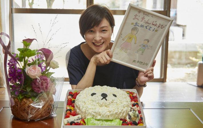 広末涼子、誕生日会の逸話を紹介「家に入りきらなくて近くの公園で」