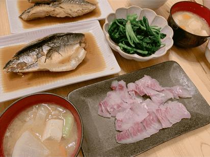 辻のさば味噌煮