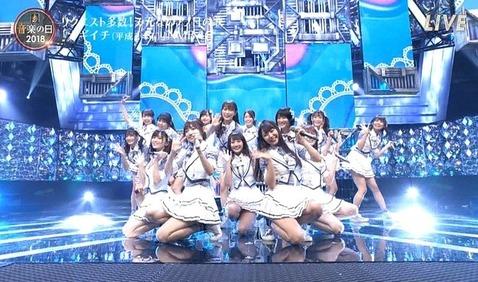 NMB48音楽の日2018