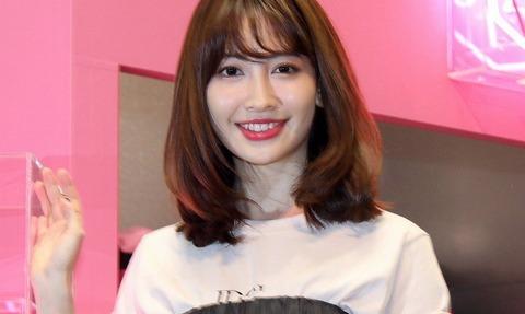 小嶋陽菜(30)アラサーツインテール姿にまだいけると絶賛の声!