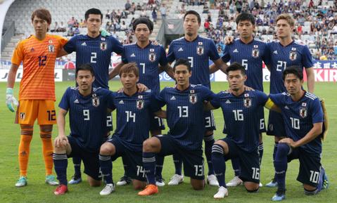 西野_サッカーパラグアイ戦