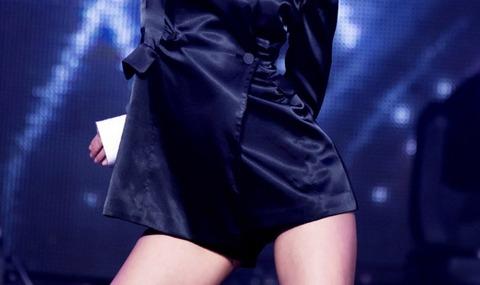 日本のトップアイドル、韓国美少女アイドルに公開処刑される