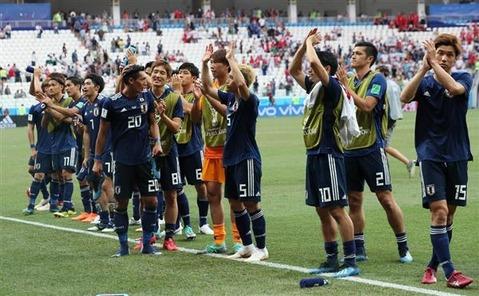 W杯日本代表