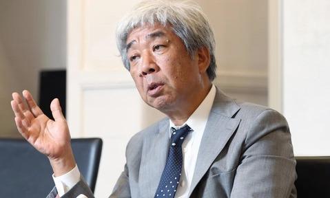 大﨑洋吉本興業社長