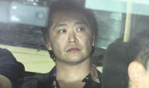 三田佳子さん次男