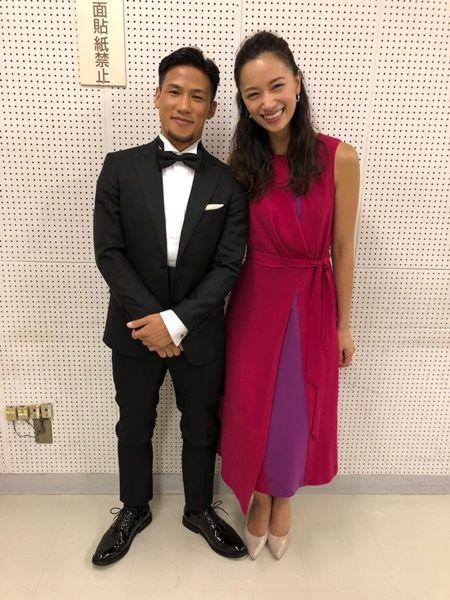 モデルの高橋ユウ、K―1ファイターの卜部弘嵩と結婚