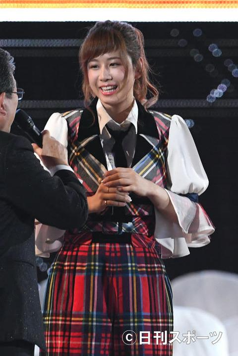AKB48大家志津香さん、電車内で舌打ちされてしまう ← 自分は正しかったらしいwwwww
