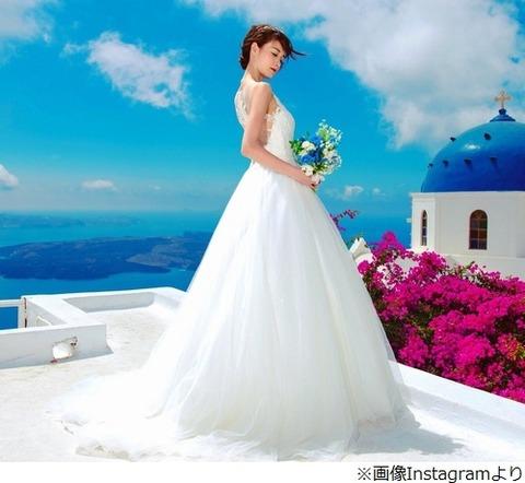 【悲報】元グラドルしほの涼さんが結婚