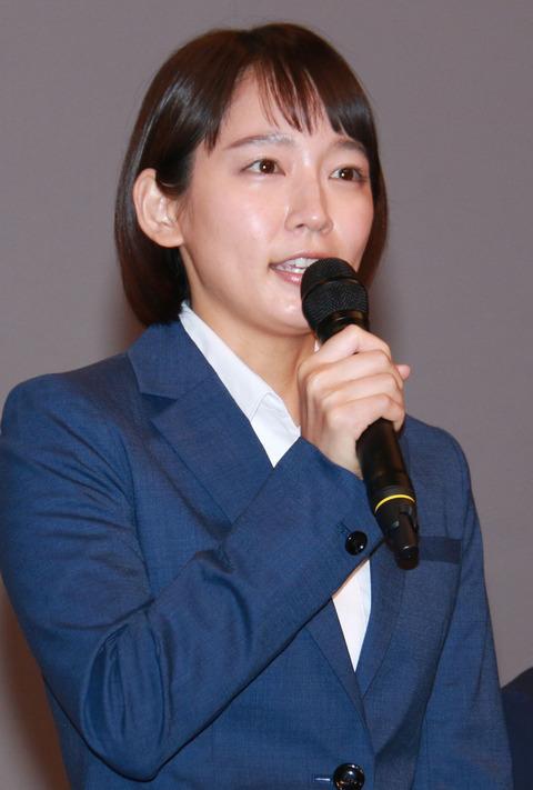 【元AKB48】川栄李奈 頭脳明晰な役に「難しい言葉が並んでいて早口でしゃべったりする」と苦笑い