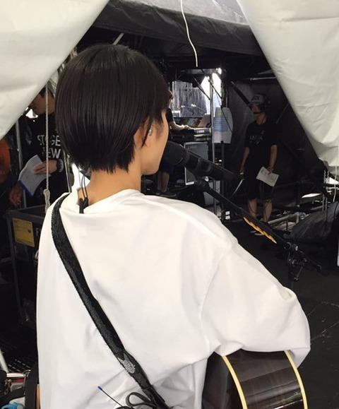 miwa、ロングヘアばっさりショートに大胆イメチェン