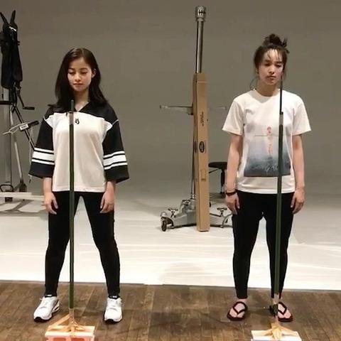 橋本環奈&清野菜名「今日から俺は!!」キレキレダンス動画に反響