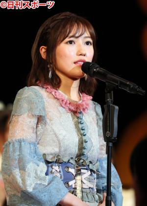 AKB48の渡辺麻友 AKBという肩書がなくなったら何も残らない、そういう不安はあります