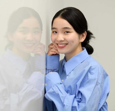 """福地桃子(20) 哀川翔の次女が""""女優開花"""" バラエティーの経験「生かしていけたら」"""