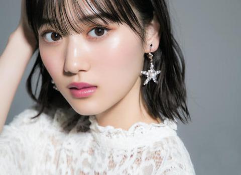 乃木坂の山下美月「憧れ」CanCam専属モデルに
