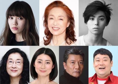 仙道敦子 23年ぶり女優復帰 「この世界の片隅に」ですずの母役