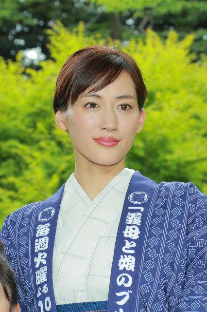 【視聴率】 綾瀬はるか主演「義母と娘のブルース」第5回は13・1%で番組最高更新