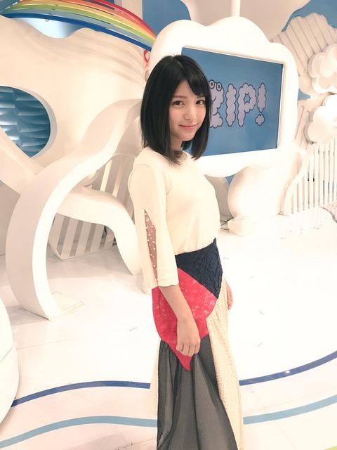 川島海荷(24)「熱湯コマーシャル?分からない」にどよめき 世代ギャップ痛感wwwwwww