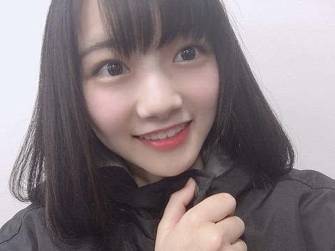 NGT48の2期研究生の羽切瑠菜さんが活動禁止処分!「活動のルールに反する行動が認められた為」