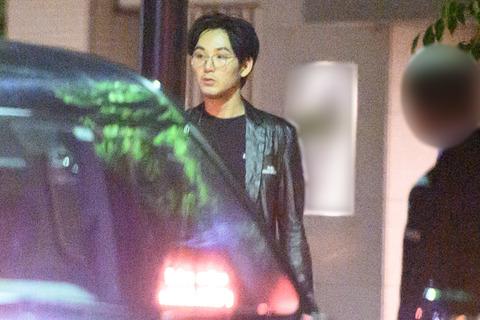 松田龍平と恋人・モーガン茉愛羅(まあら)、野村周平を巻き込む修羅場