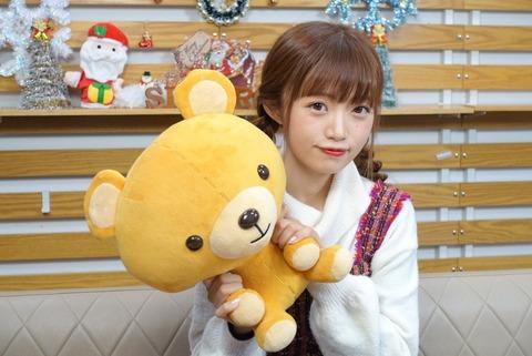 2018ブレイクタレント1位のNGT48中井りかさん、「アンチに感謝したい」