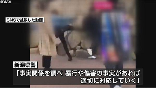【新潟青陵高校】集団暴行動画拡散 新潟県警、傷害事件で捜査