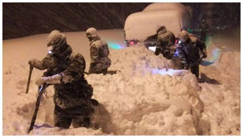 【報道ステーション炎上】自衛隊除雪「わずか1.5km」 ネット「どれだけ大変かやってみろ!」