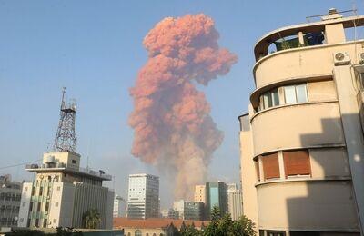 【レバノン】ベイルート大爆発、爆心は「硝酸アンモニウム」保管倉庫か=73人死亡、数千人負傷