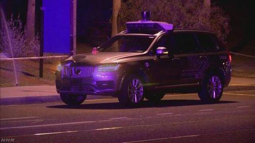 【全米初】ウーバー(Uber)自動運転車、試験走行中に死亡事故=米・アリゾナ