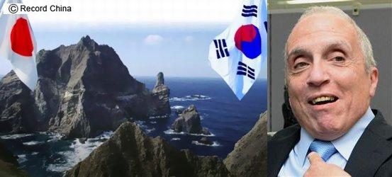 【マッカーサー秘密電文】『竹島は日本の領土』 『韓国は不法占拠』=ワシントン国立公文書館、機密扱い解除