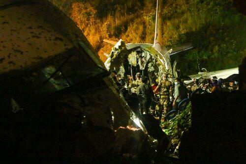 【インド旅客機】コロナ足止め客乗せ着陸失敗、オーバーランし大破=17人死亡、110人以上負傷