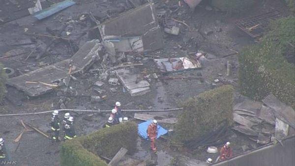 【静岡浜松】花火会社「田畑煙火」工場で爆発、火災 1人死亡1人重傷