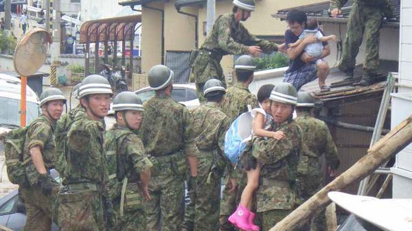 【埼玉鴻巣】コンクリ共産党「自衛隊の迷彩服で市民が不安」 イベント中止に追い込む