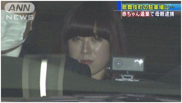 【歌舞伎町】乳児の遺体をゴミ箱に 韓国人の母逮捕=遺棄直後に出国