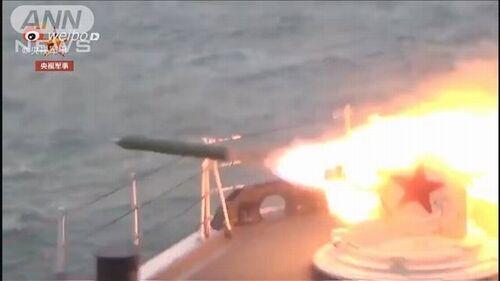 【北朝鮮の親玉】中国軍、南シナ海へ「空母キラー」など弾道ミサイル2発発射=米国、ビザ制限と中国24社に禁輸制裁