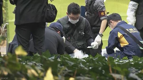 【霞が関】東京家裁、離婚調停中の妻刺され死亡 米国籍の夫を現行犯逮捕