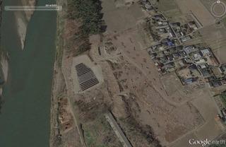 【常総・鬼怒川氾濫】近隣市長「太陽光発電所建設による川岸掘削が要因」
