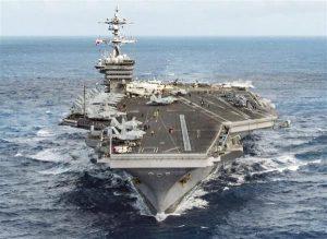 【緊迫朝鮮半島】外務省、韓国滞在者に注意喚起 米が迎撃態勢