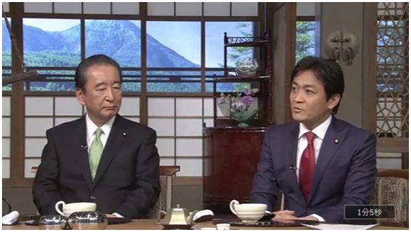 【TBS時事放談】希望・玉木雄一郎代表「日本は蚊帳の外で出遅れた」=ネット「よくも抜け抜けと…」