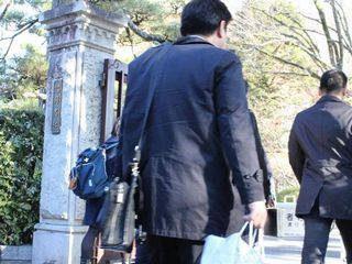 【同志社家宅捜索】新たに施設部長ら3人逮捕…ゴミ違法収集疑惑